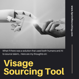 How Visage leverages AI + Human to source talent